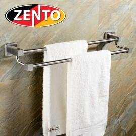 Giá treo khăn kép inox304 Zento HC1265
